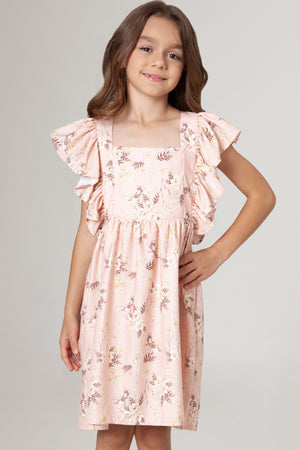 Agua Bendita Manila Girls Dress 6226