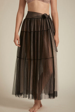 AmaioSwim Emilie Skirt French Tulle