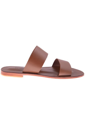 A Lup Leather Sandals