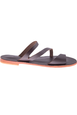 Gumbet Leather Sandals