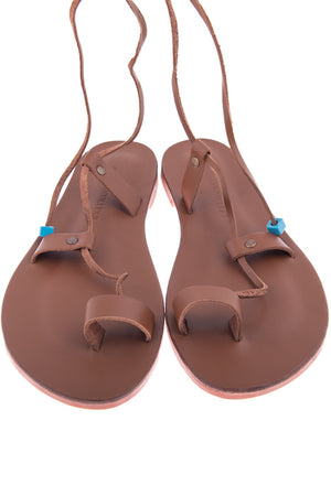 Sargas Leather Sandals
