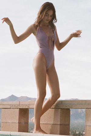 Kirsten Jade Swim Cody One Piece Swimsuit