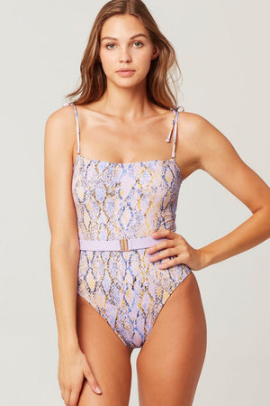 L*Space Lockhart One Piece Swimsuit