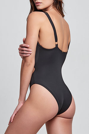 Mar Black One Piece