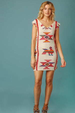 Margot Golondrina Tunic Dress