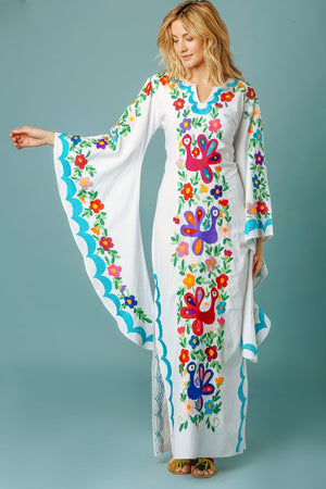 Margot Pachamama Long Dress
