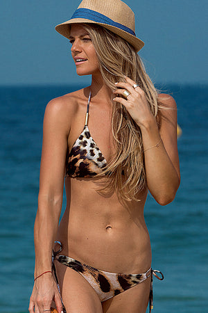 Mavele Dirty Fox Triangle Bikini Top