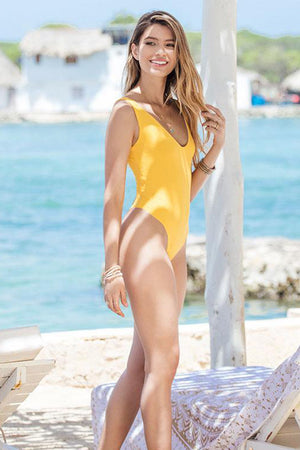 Maylana Swim Kim One Piece Swimsuit