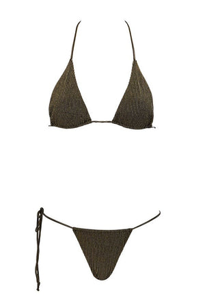 Monica Hansen Beachwear St. Tropez String Bottom  Beachwear