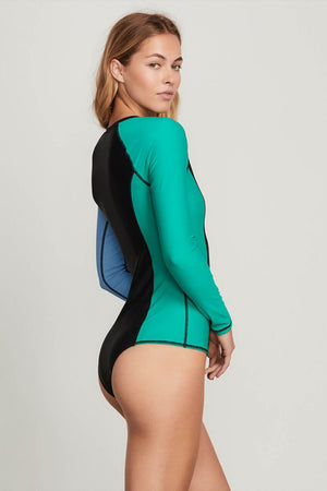 Volcom Swimwear Full Coverage Body Suit Rash Guard