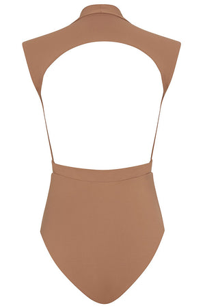 RevelRey Gene One Piece Tan
