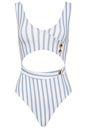 Carmen One Piece Hampton Stripe