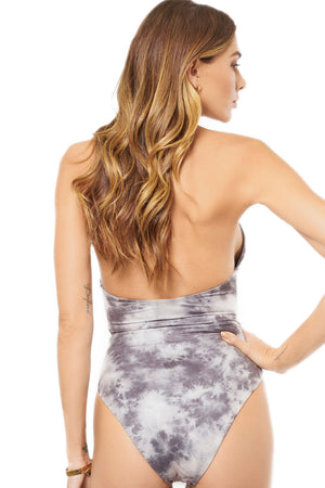 Shop Soah | Bailey Grey Tie Dye One Piece