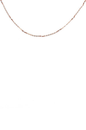 Washed Ashore Delicate Chain Choker