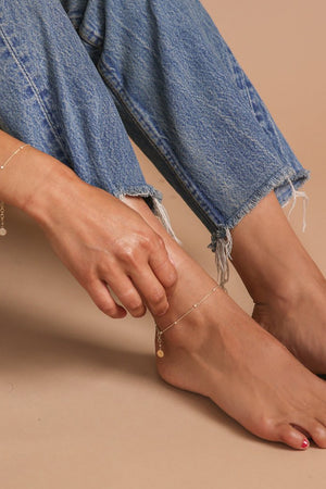 WashedAshore.co Myra Anklet