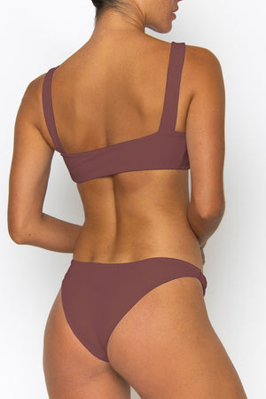 Novah Swimwear Soca Bottom Mocha
