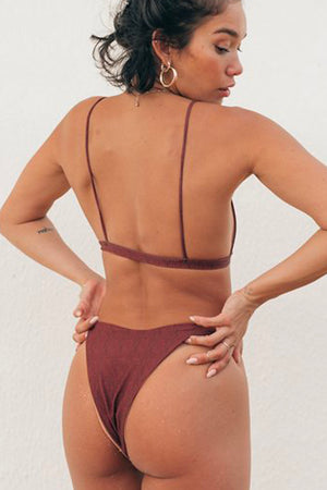 Olsen String Bikini Bottom Second Skin