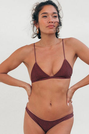 Sie Swim Stella Tri Top Second Skin set