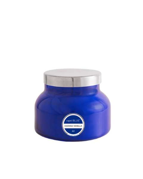 Signature Blue Jar | Havana Vanilla