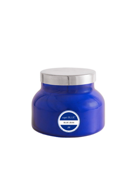 Signature Blue Jar | Blue Jean