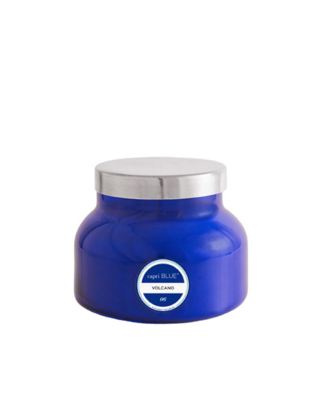Signature Blue Jar | Volcano