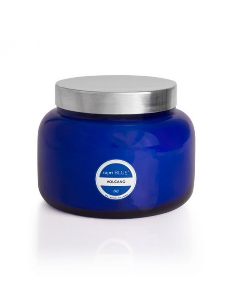 Signature Jumbo Blue Jar | Volcano