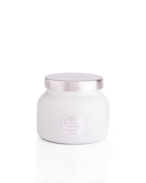 Signature White Jar | Volcano