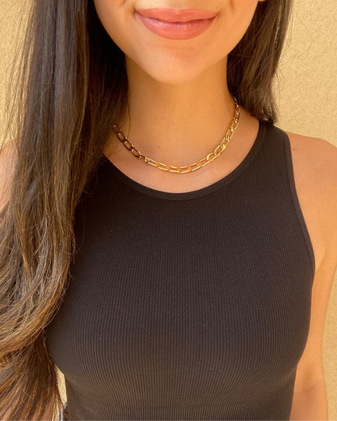 Chain Gang | Necklace