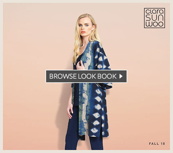 Clara Sun Woo Look Book