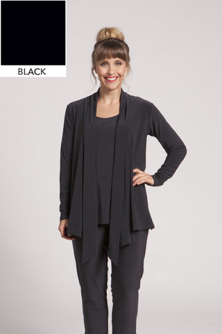 Nu Urban Cardigan - Black