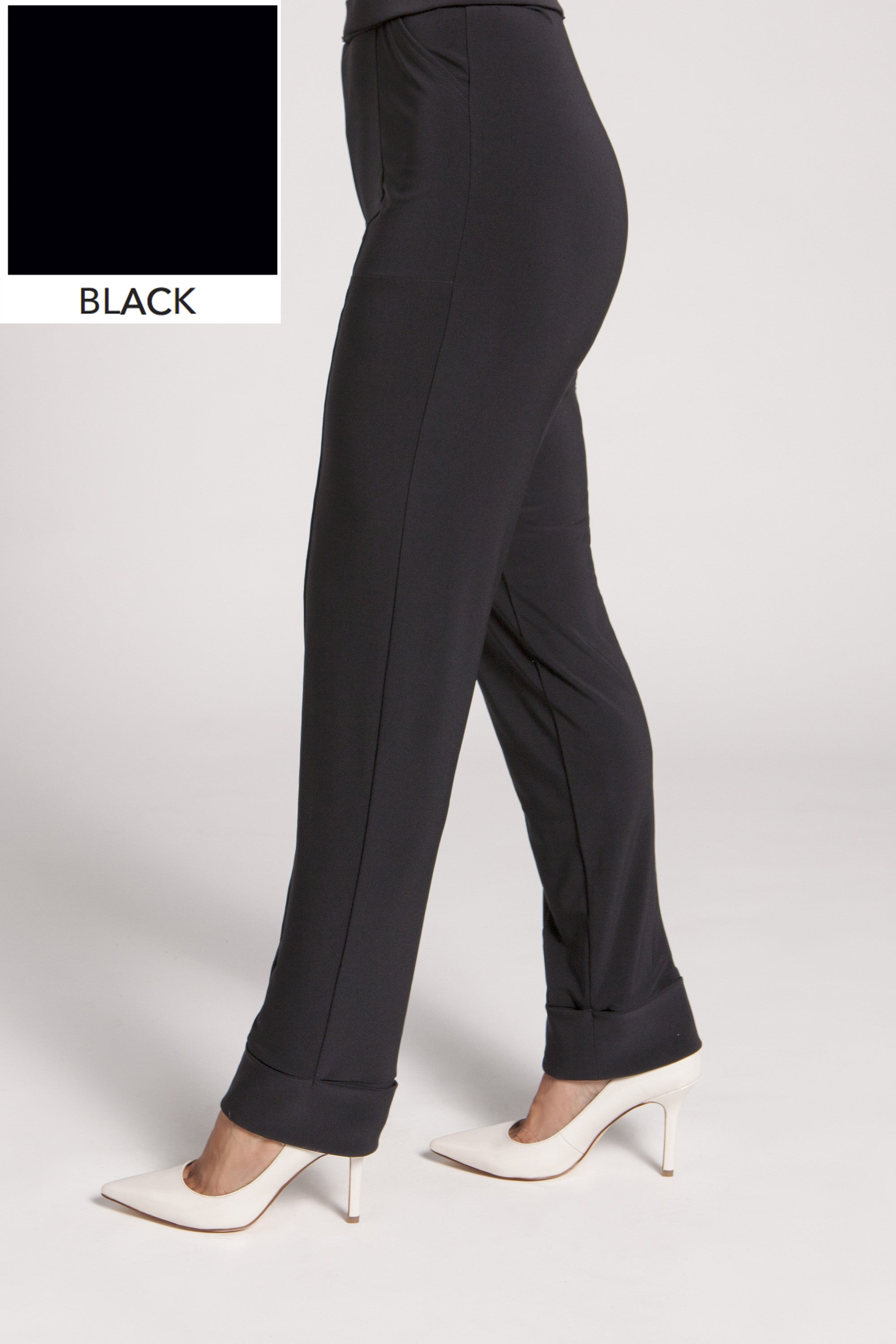 Hepburn Trouser - Black