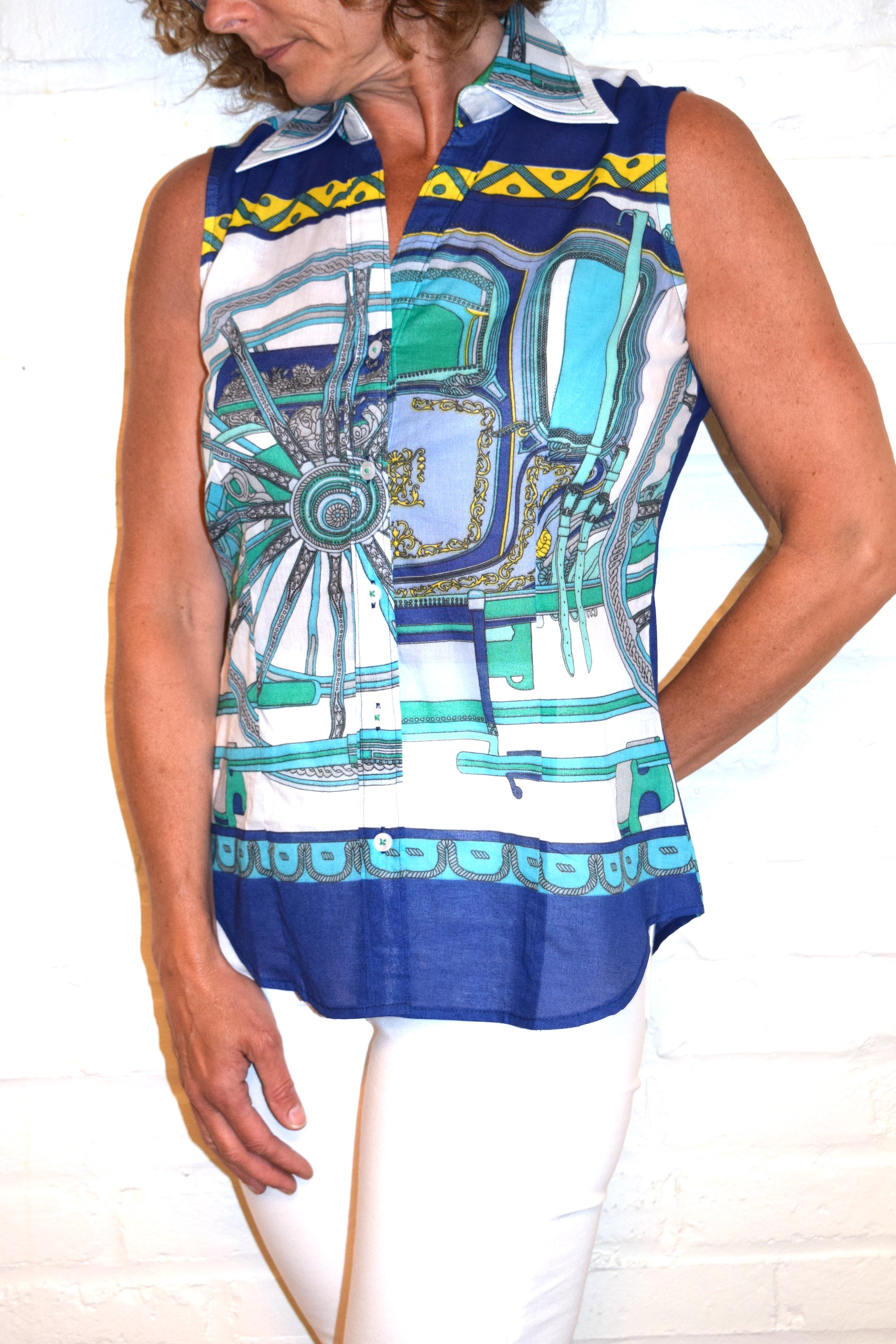 Vero Beach Sleeveless Top