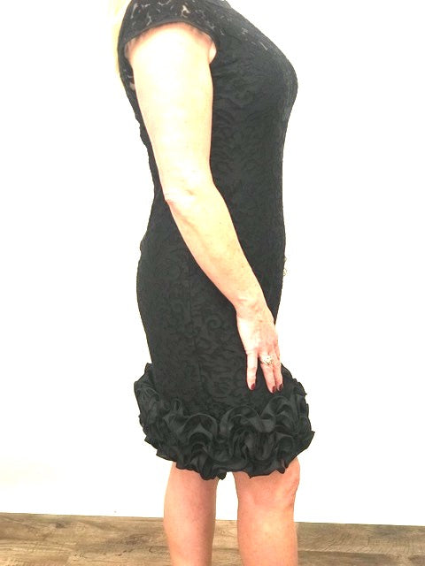 Romantic Black Dress
