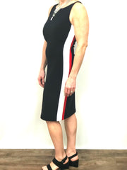 Racer Stripe Dress