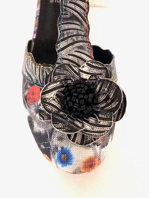 Mixed Media Shoe