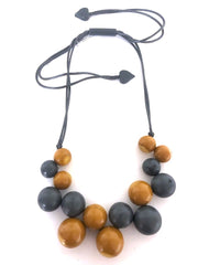 Bobble Beads Necklace