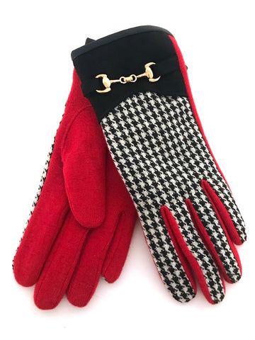 Classic Colorful Glove