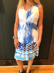 ****41  - Sea Breeze Sun Dress