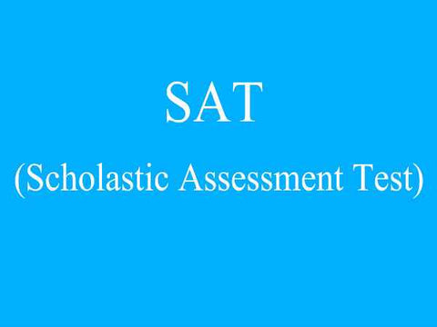 SAT School Day Exam 2021 for Juniors Only