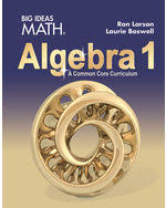 eBook - Algebra 1