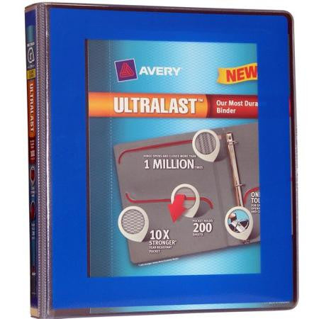 binder avery ultralast menlo school campus store
