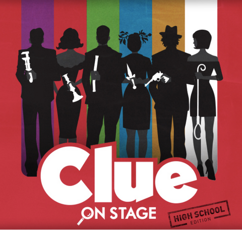 MS Winter Play: Clue, Friday, Jan. 24, 2020, 7:00 pm