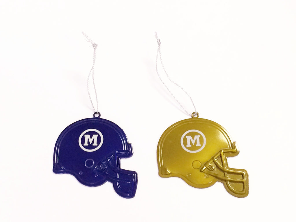 Ornament - Football Helmet