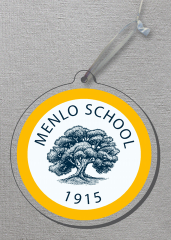 Ornament - Menlo Seal