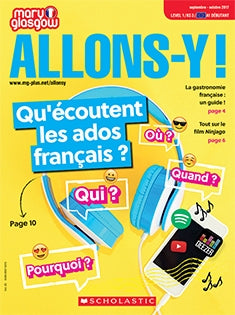 Subscription: Allons-y!