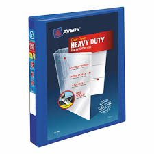 Binder Avery Heavy Duty View