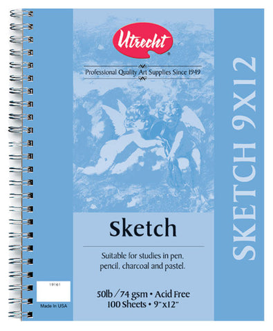 Art Sketch Pad 11x14 (Utrecht)