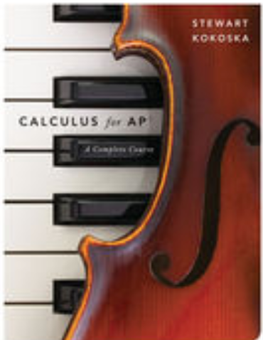 eBook - AP Calculus AB and BC