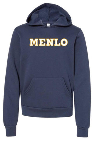 "Sweatshirt: ""MENLO"" - Youth"