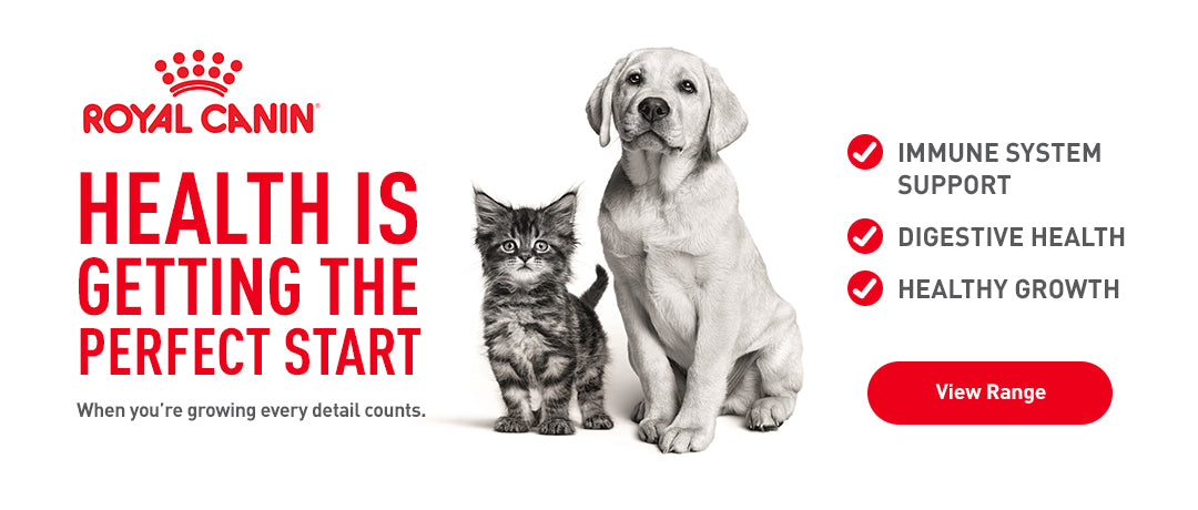 Royal Canin Puppy & Kitten